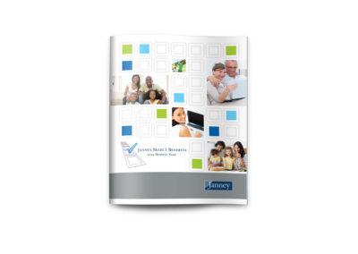 Janney Benefits Highlights Guide, cover