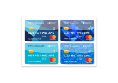 FSA Card and Branding Design