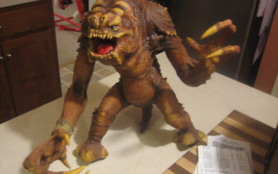 Throw Some More Paint on the Rancor